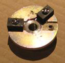 Single Pickup ignition rotor