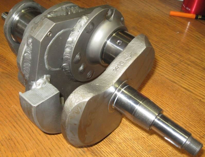 Norton Crankshaft